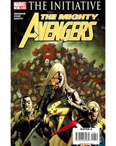 Mighty Avengers (2007) #   6 (8.0-VF)