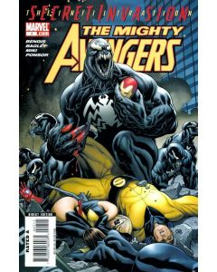 Mighty Avengers (2007) #   7 (8.0-VF) Venom Virus