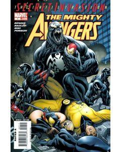 Mighty Avengers (2007) #   7 (6.0-FN) Venom Virus