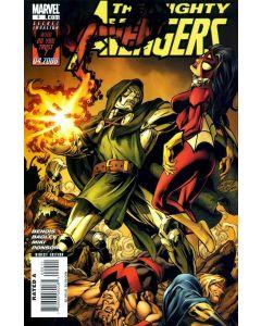 Mighty Avengers (2007) #   9 (8.0-VF)
