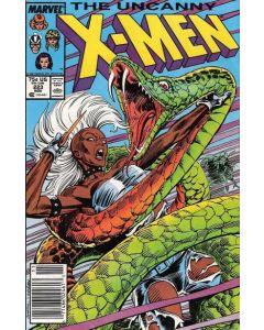 Uncanny X-Men (1963) # 223 NEWSSTAND (6.0-FN)