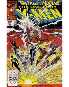 Uncanny X-Men (1963) # 227 (9.0-VFNM)