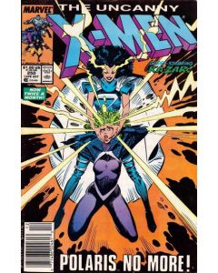Uncanny X-Men (1963) # 250 NEWSSTAND (4.0-VG)