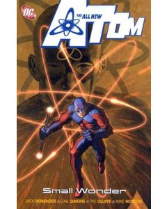All New Atom: Small Wonder TPB (2008) 1st Printing (9.0-VF/NM)