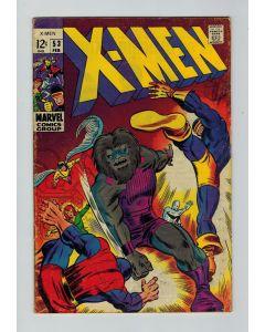 Uncanny X-Men (1963) #  53 (5.5-FN-) (668679)