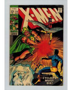 Uncanny X-Men (1963) #  54 (4.5-VG+) (668693)