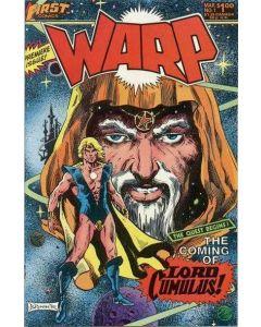 Warp (1983) #   1 (9.0-VFNM)