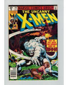 Uncanny X-Men (1963) # 140 (8.0-VF) (626198)